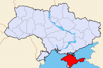 map_of_ukraine_political_simple_krim_alternative